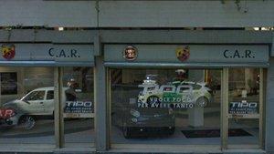 Concessionaria FIAT e Abarth a Firenze sud.